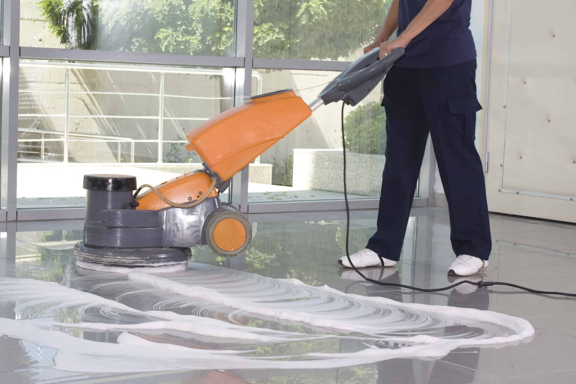 Project-Based Cleaning Services